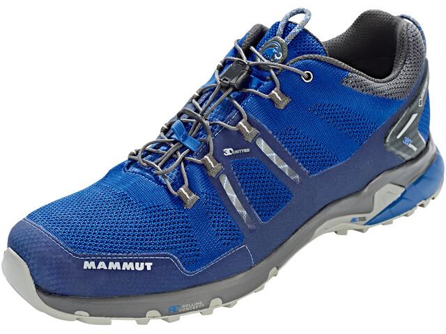 Mammut T Aegility Low GTX - Chaussures Homme - bleu